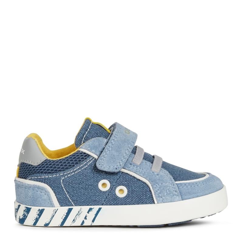 Trampki dla dzieci Geox B Kilwi niebieskie B02A7B