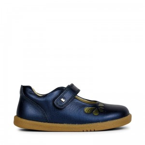 Baleriny Bobux Delight Navy 628034 I walk