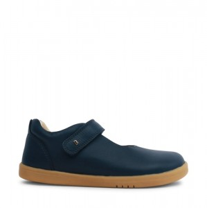 Baleriny Bobux Delight Navy 831615 Kid+