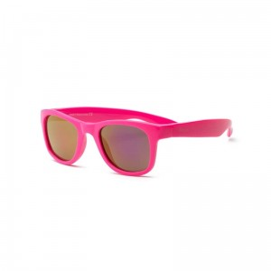 Okulary Real Shades Surf 4+ neon pink