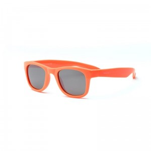Okulary Real Shades Surf 2+ neon orange