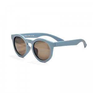 Okulary Real Shades Chill 7+ steel blue fashion