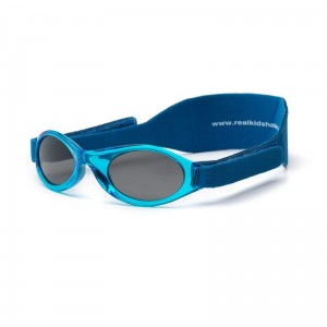 Okulary Real Kids My First Shades 0+ royal blue