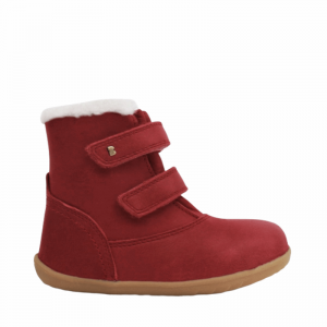 Buty zimowe Bobux Aspen Rio Red - Step up