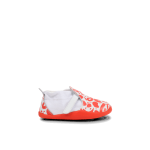 Buty Bobux Xplorer Abstract tangerine white 500032