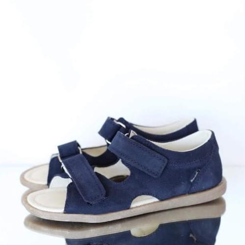 Sandały MRUGAŁA Flo 13059 77 Blu