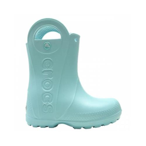Kalosze dla dzieci Crocs Handle It niebieskie