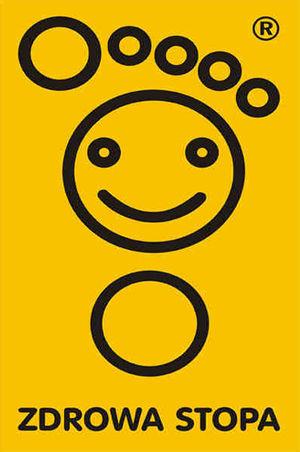 Znalezione obrazy dla zapytania logo zdrowa stopa