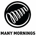 Many Mornings - logo (kategorie w kokoLeti)
