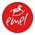 Emel - logo (stopka)