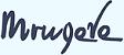 Mrugała - logo (stopka)
